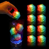TriColor Led Ice Cubes 24 per pack