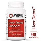 Best Liver Detoxes - Protocol For Life Balance - Liver Detox™ Review