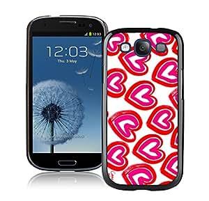 Coach 75 Black Samsung Galaxy S3 I9300 Screen Phone Case Popular and Nice Design