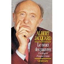 Le souci des pauvres: L'héritage de François d'Assise (French Edition)