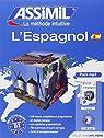L'Espagnol ; Livre + CD MP3 par Assimil