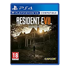 Resident Evil 7 Biohazard (PS4/PSVR)