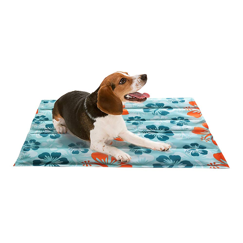 Amazon.com: Godagoda Pet ice pad Dog Summer Gel Cushion Cool ...