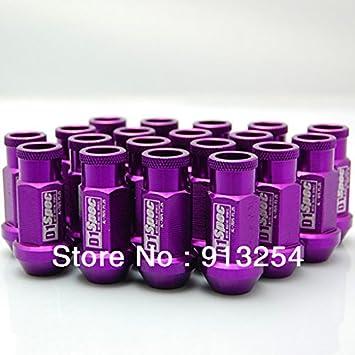 D1 Spec Radmutter Lug Nuts JDM M12x1,5 und M12x1,25 Honda Civic Integra Crx Nissan 200sx s13 s14 JDM Style Lug Nuts