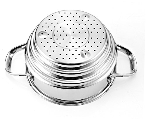 Cooks Standard 9-Piece Classic Stainless Steel Cookware Set by Cooks Standard (Image #5)