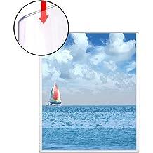 "StoreSMART® - Rigid Print Protectors 5-Pack - 22"" x 28"" - Prints, Posters - Toploaders - HPP22X28-5"