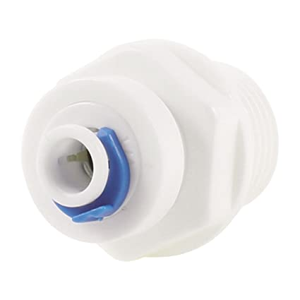 "Dispensador de agua parte 1/4 ""PT rosca 6,5 mm a"