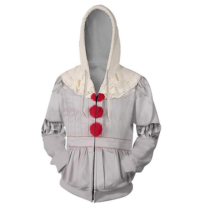 Disfraz de Pennywise Disfraz de Payaso Espeluznante para Niñas y ...