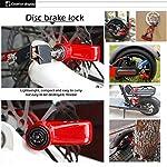 Scooter-Elettrico-Antifurto-Blocco-antifurto-per-Freno-a-Disco-per-Xiaomi-Mijia-M365-Nero