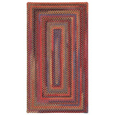 (Capel Rugs High Rock Multi Rug Rug Size: Concentric Square 7'6