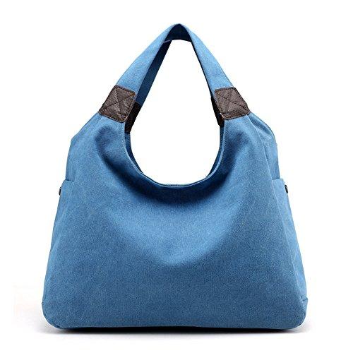 G-AVERIL - Bolso mochila para mujer Blanco blanco azul 1