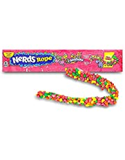 Nerds Rope - Rainbow Flavor - (1 Rope) - Imported Candy