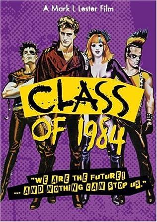 Amazon.co.jp: CLASS OF 1984: DVD