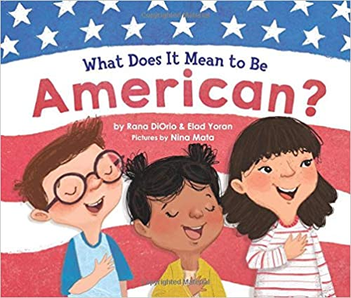 Book to share with your students on Independence Day