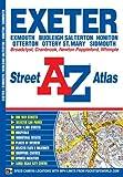Exeter Street Atlas (A-Z Street Atlas)