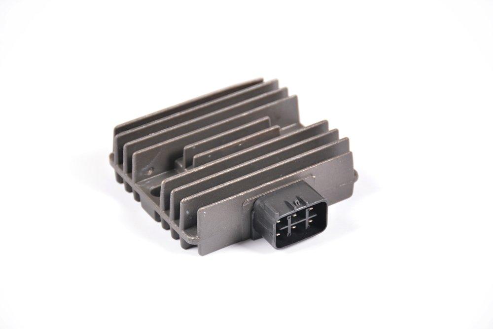 Tencasi Raddrizzatore regolatore di tensione per LT-A500F 4X4 Auto Vinson 2002-2007 LT-A400 4WD Eiger 4WD 2002-2009 LT-A 700X King Quad 4x4 2006 2007