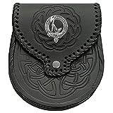 Cooper Scottish Clan Crest Badge Sporran