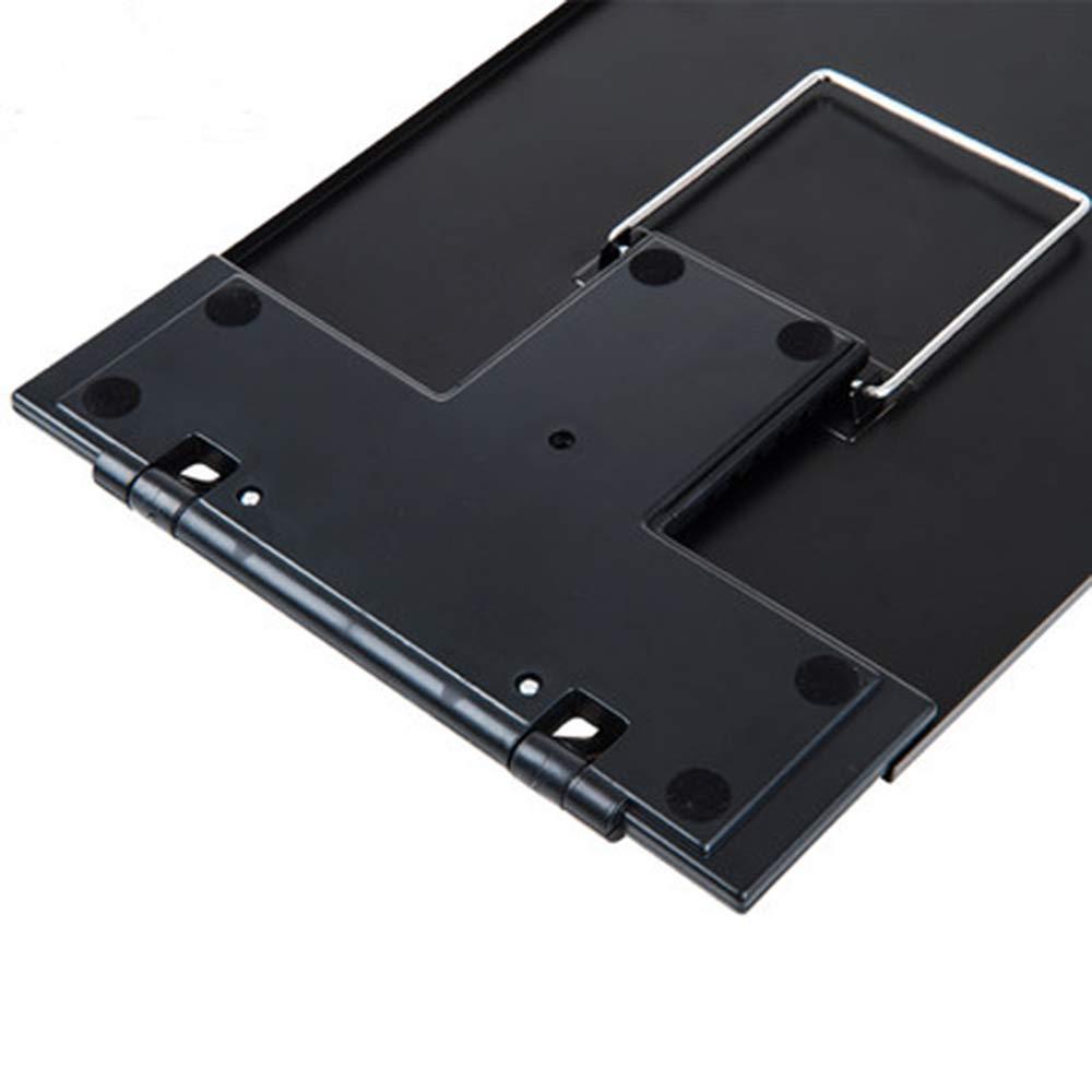 Black Metal Desktop Document Holder with 7 Adjustable Positions ...