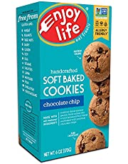 Enjoy Life Chocolate Chip Soft Baked Cookies, 170 Grams