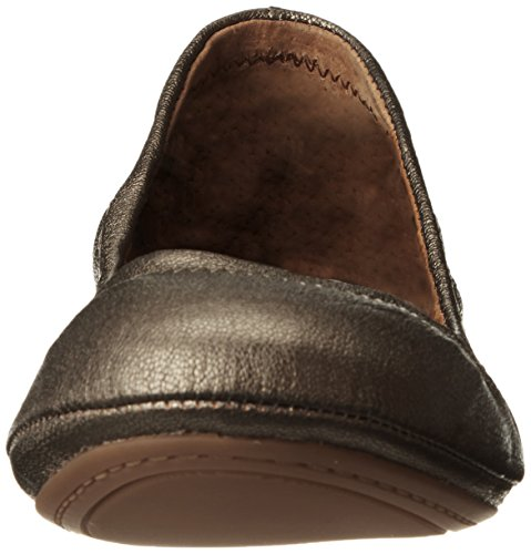 Lucky Brand Emmie - Plano de sintético mujer Pewter