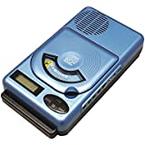 HMLHACX205 - Hamilton Buhl Top-Loading Portable Classroom CD Player with USB and MP3