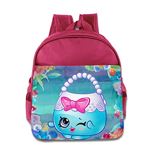 Logon 8 Cute Handbag Harriet Art Cool Backpacks Pink For 3-6 Years Olds Girls (Jack Daniels Backpack)