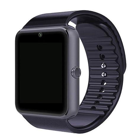 Bluetooth Smart Watch para iPhone Phone para Huawei Samsung ...