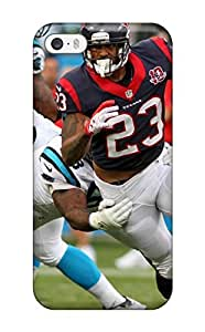 New Arrival Premium 5c Case Cover For Iphone (houston Texans Arolina Panthers )