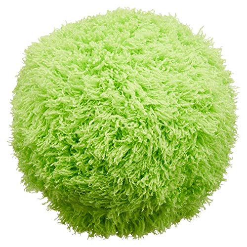 Viet's Hand Magic Roller Ball Toy for Dogs- Creative Home Floor Automatic Rolling Ball Vacuum Cleaner Mini Size Mocoro Microfiber Robotic Mop Ball Cleaner