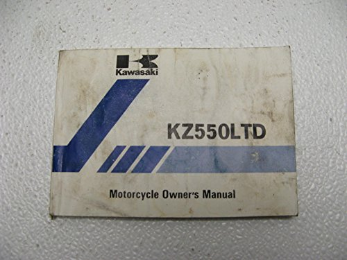 Kawasaki KZ550 KZ 550#2283 Owners Manual ()