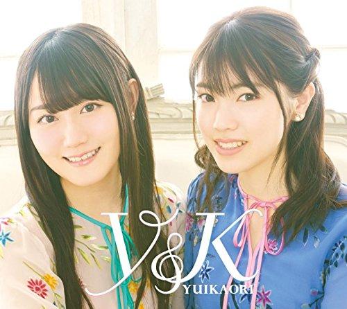 【动漫音乐】[170621]ゆいかおり ベスト アルバム「Y&K」[初回限定盘Blu-ray Disc付]/小仓唯&石原夏织[320K+ - 腾讯, 声优, DMM - ACG17.COM
