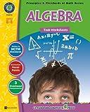 Algebra, Grades 6-8, Nat Reed, 1553194713