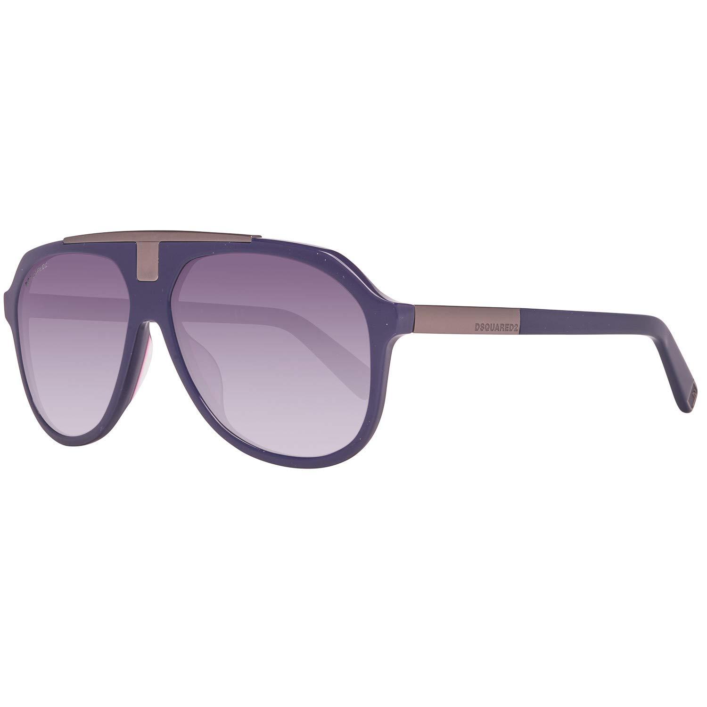 DSQUARED2 Sonnenbrille DQ0206 90W 58 Gafas de sol, Azul ...