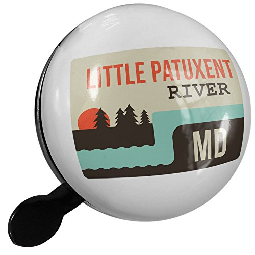 Small Bike Bell USA Rivers Little Patuxent River - Maryland - - Patuxent Little
