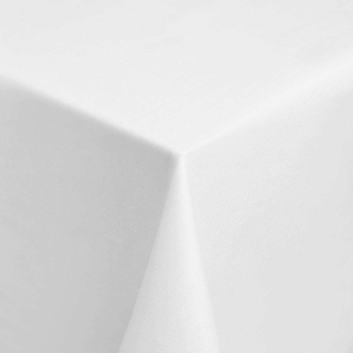 Tischdecke Countryline rechteckig, 150x190cm (BxL), weiß, rechteckig, 1 Stück Stück 1 b148b7