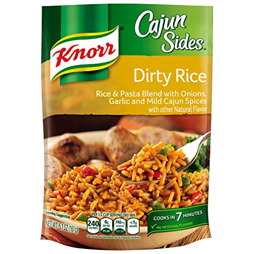 Knorr Side Dish, Dirty Rice, 5.7 oz