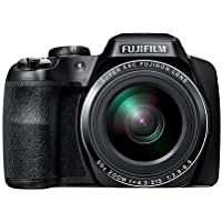 Fujifilm 16408254 FinePix S9400W 16.2 Megapixel 3 LCD 50x Optical Zoom Bridge Camera