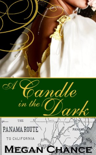 book cover of A Candle in the Dark