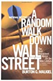 img - for A Random Walk Down Wall Street; Including a Life-Cycle Guide to Personal Investing book / textbook / text book