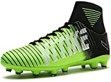 Kids Soccer Cleats Shoes Football Boots Cleats High-top - Best Reviews Guide
