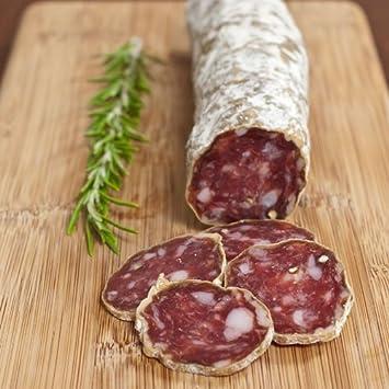 amazon com rosette de lyon sausage 0 65 lbs meat and game