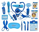 Liberty Imports Deluxe Blue Doctor Nurse Medical Kit - Best Reviews Guide