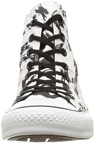 Converse Ctas Union Jack, Baskets mode mixte adulte White/Black Paint