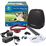 PetSafe Stay and Play Wireless Fence for Stubborn Dogs from the Parent Company of Invisible Fence Brand – Above Ground…