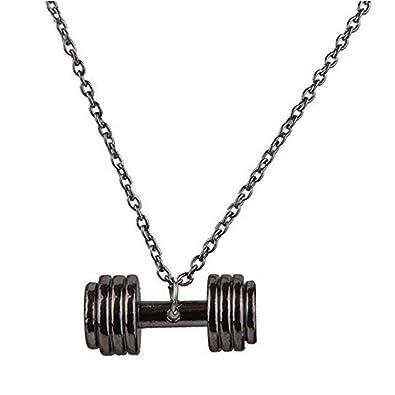 YXYP Impression 1 PCS Collar Collar con mancuernas Elegante Collar Encantador Collar Accesorios de Joyería Para Niñas Collar Elegante Joyería de Moda ...
