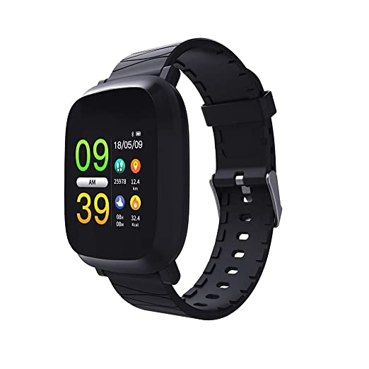 Smartwatch Unisex Impermeable Miss Fortan Reloj Digital ...