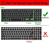 Colorful Keyboard Cover Compatible with Old Dell
