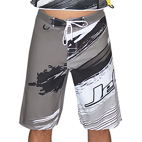 5ec90517a7 Ripped Men's Board Shorts PWC Jetski Ride & Race Apparel (Grey, 32) - Buy  Online in Oman. | Misc. Products in Oman - See Prices, Reviews and Free  Delivery ...
