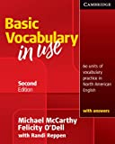 Vocabulary in Use Basic Student's Book with Answers
