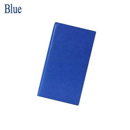 CXYBJB Cuaderno Cuaderno Planificador Diario Libro De Cuero ...